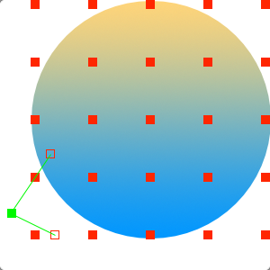 Grid deformation