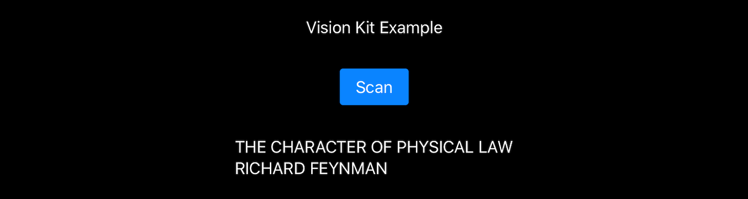 Scanning text using SwiftUI and Vision on iOS – Augmented Code